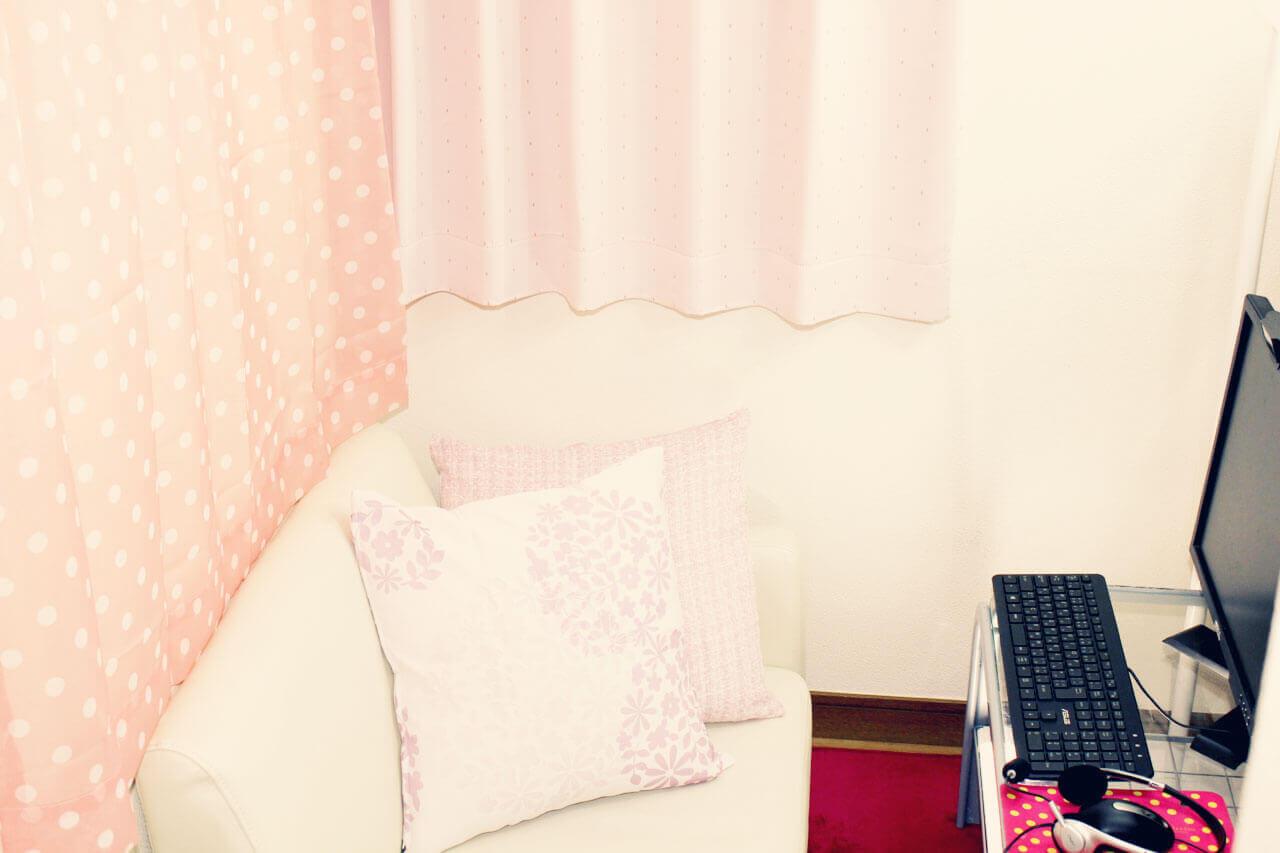 チャットガール募集 オフィスレジーナ 高収入 アルバイト 部屋